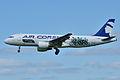 "Airbus A320-200 Air Corsica (CCM) ""Supporter officiel Tour de France 2013"" F-HBMF - MSN 4463 - Named I Sanguinari (9741116382).jpg"