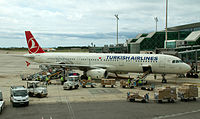 TC-JRN - A321 - Turkish Airlines
