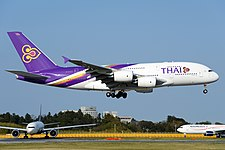 Airbus A380-841, Thai Airways International AN2253510.jpg