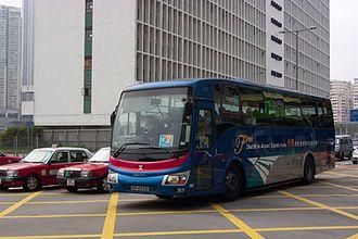 Airport Express (MTR) - Airport Express Shuttle Bus
