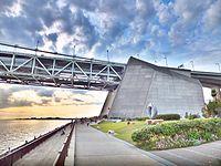 Akashi Kaikyo Bridge Anchorage1958.JPG