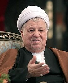 Akbar Hashemi Rafsanjani in meeting with former UN General Secretary Kofi Annan 01.jpg