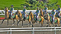 Akhal Teke horse parade on race track 2013 - 107-5new.jpg
