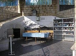 tumba de Rabí Akiva en Tiberíades