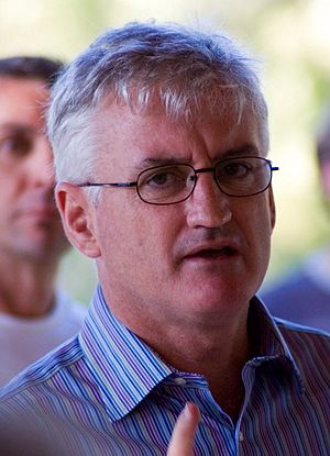 Western Australian state election, 2008 - Image: Alan Carpenter (cropped)