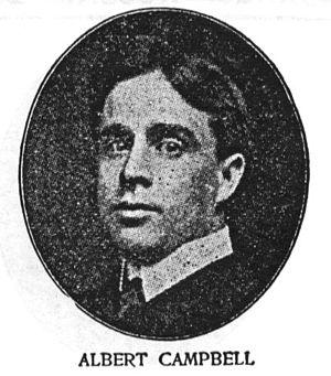Albert Campbell (singer) - Image: Albert Campbell 1908