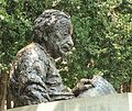 Albert Einstein Memorial Statue.JPG