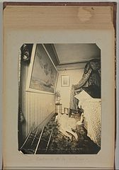 Album of Paris Crime Scenes - Attributed to Alphonse Bertillon. DP263811.jpg