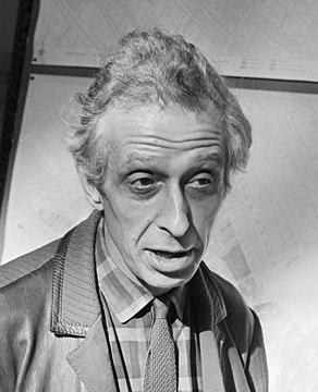 Aldo van Eyck 1970