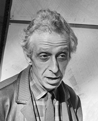 Aldo van Eyck - Aldo van Eyck in 1970