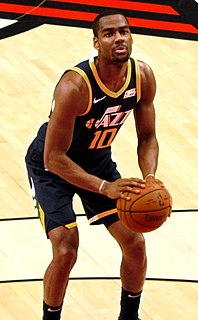 Alec Burks American basketball player