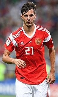 Aleksandr Yerokhin Russian footballer