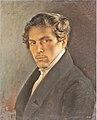 Alexey Tyranov. Portrait of the Artist A. Alexeyev. c. 1830s. (GRM).jpg