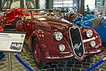 Alfa Romeo 6С2300 Mille Miglia in Museum of technique 2016-08-16.JPG