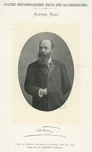 Alfred Kast - Alfred Kast