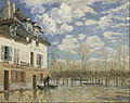 Alfred Sisley - Boat in the Flood at Port Marly - Google Art Project.jpg