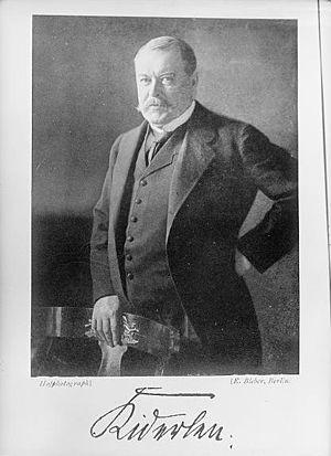 Alfred von Kiderlen-Waechter - Alfred von Kiderlen-Waechter