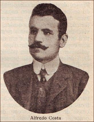 Alfredo Luís da Costa - Image: Alfredo luiz costa vivo