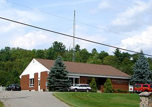 Algonquin Highlands - Municipal office near Carnarvon