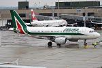 Alitalia, EI-IMX, Airbus A319-111 (30598122964).jpg