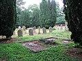 All Saints Church - churchyard - geograph.org.uk - 1348135.jpg