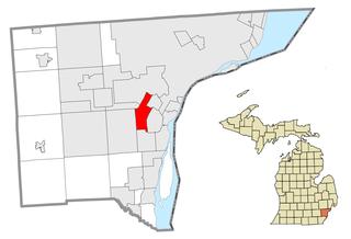 Allen Park, Michigan City in Michigan