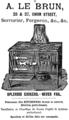 Almanach Chronique de Jersey 1892 Le Brun forge stove-enh.png