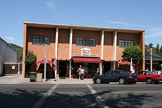 Sonoma Cheese Factory - Sonoma Cheese Factory in 2008