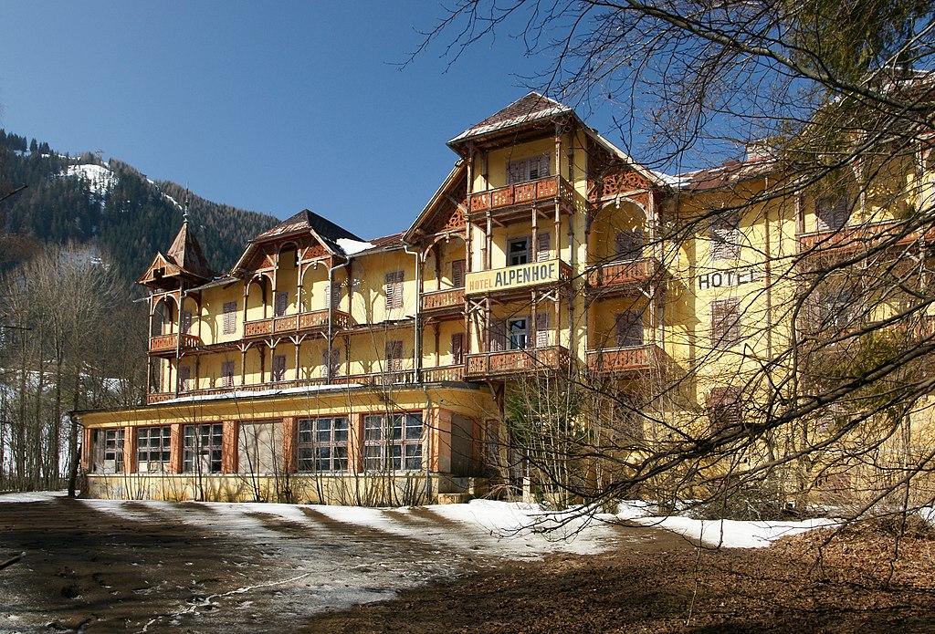 Hotel Alpenhof In St Jakob Im Defereggental