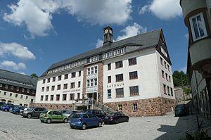 Altenberg, Saxony - Altenberg Town hall