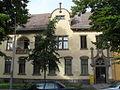 Altes Postgebäude, Eisenhüttenstadt, Bahnhofstr.32.JPG