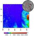 Amazonis planitia topo.jpg