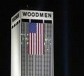 American flag on Woodmen Tower.jpg