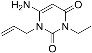 Aminometradine - Image: Aminometradine