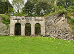 Amphitheatre in Grounds of Saltram House