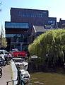 Amsterdam, Rabozaal Stadsschouwburg vanaf hoek Lijnbaansgracht-Leidsegracht01.JPG