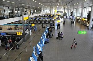 Flughafen Amsterdam-Sc...