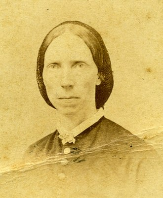 Amy Morris Bradley - Image: Amy Morris Bradley Civil War nurse (cropped)