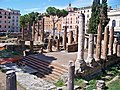 Ancient Temples, heart of Rome (6681638297).jpg