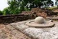Ancient excavated site at Kayavarohan.jpg