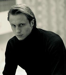 Andrey Ermakov Russian ballet dancer