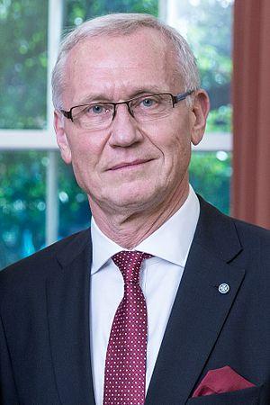 Andris Teikmanis - Andris Teikmanis in 2016