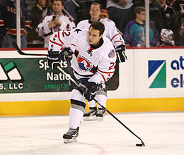 Description de l'image Andy Miele - AHL All-Star Classic 2012.jpg.
