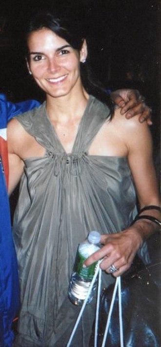 Angie Harmon - Harmon in 2007