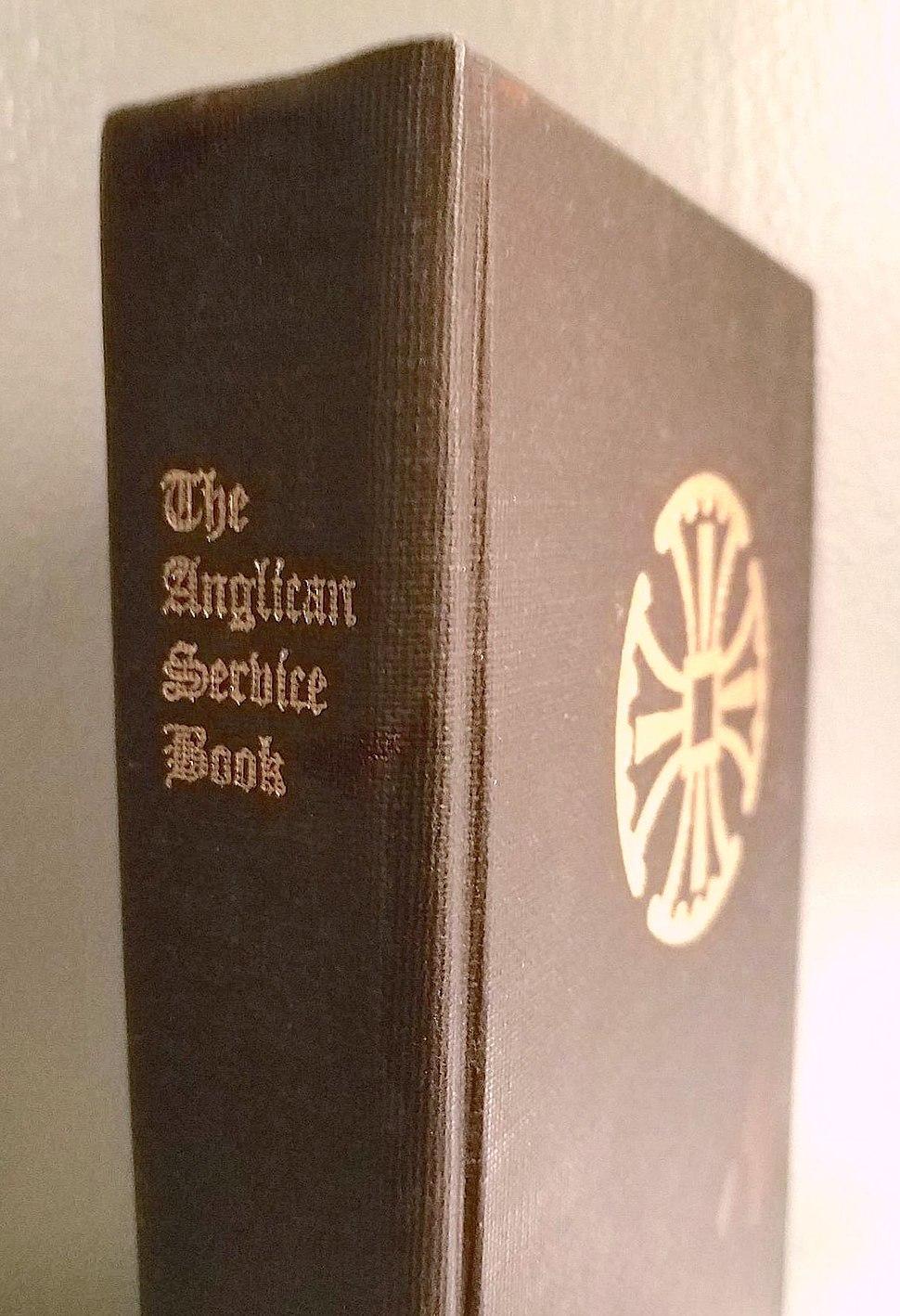 Anglican Service Book (1991)
