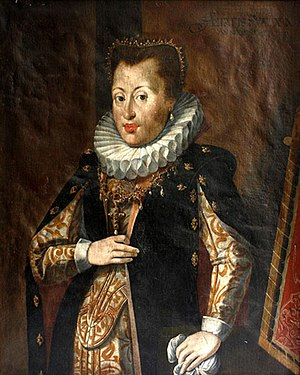 Anna Juliana Gonzaga - Image: Anne Catherine Gonzaga as Archduchess