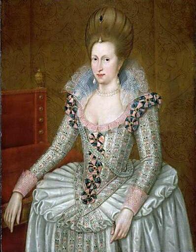 Anne of Denmark-1605