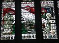 Annunciation scene in Lady Chapel. Gloucester.JPG