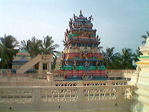 Lakshmi Narasimha Temple, Antarvedi - Image: Antarvedhi
