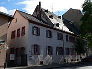 Antoniterkloster Frankfurt Höchst